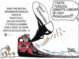 Loriso/Morena a 300 km orari.