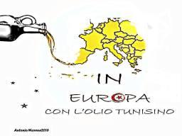 Olio Tunisino in Europa 2016