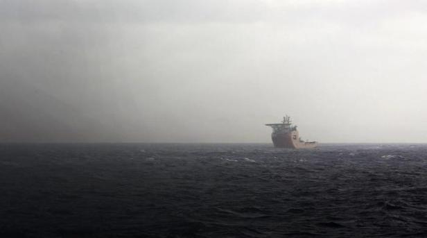 The search of missing flight MH370 in the Southern Indian Ocean