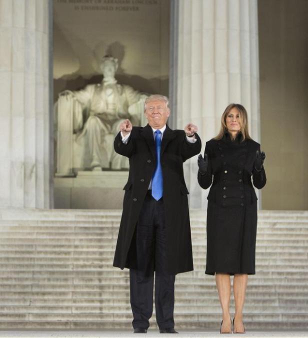 Trump: viaggio e' iniziato, voglio cambiamento reale