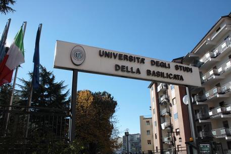 Potenza, ingresso dell'Università della Basilicata