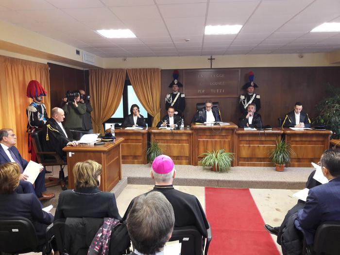 Giustizia, inaugurazione dell'anno giudiziario della sezione della Basilicata della Corte dei Conti