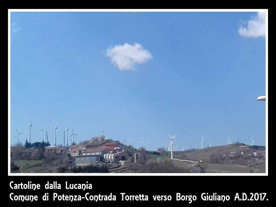 PALE EOLICHE 2017 BORGO GIULIANO CONTRADA TORRETTA