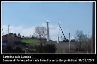 EOLICO LUCANO CONTRADA TORRETTA POTENZA 310317