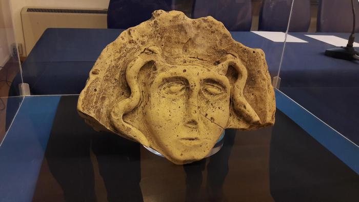 Reperti archeologici ritrovati a Pietragalla