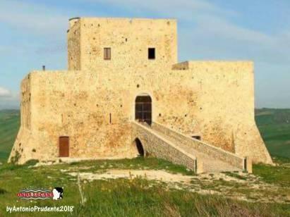 Genzano di Lucania Castello di Monteserico