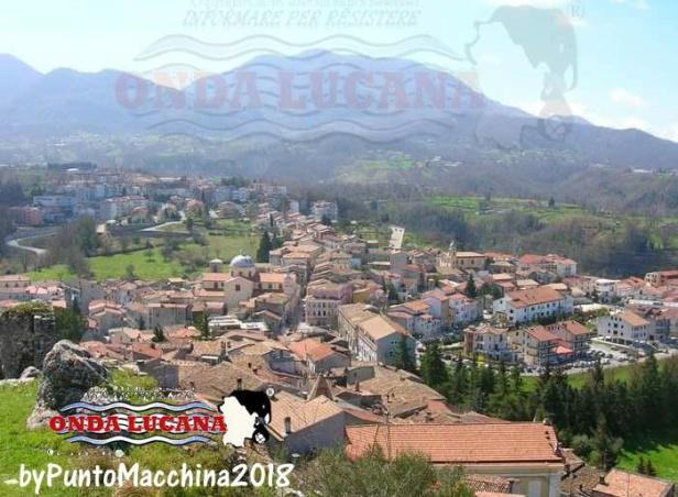 Immagine tratta da repertorio di Onda Lucana by Punto Macchina 2018