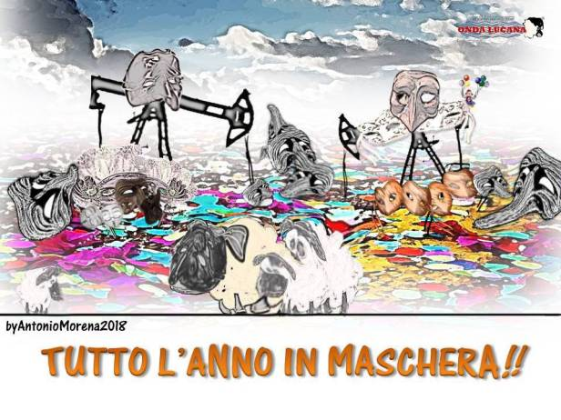 Vignetta tratta da repertorio di Onda Lucana by Antonio Morena 2018