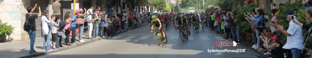 Giro d'Italia 2018 Testa Corsa by Antonio Morena