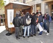 Studenti all'Infopoint Basilicata