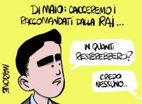 #DiMaio #FuoriiraccomandatidallaRai