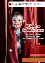 dal 09 al 23 luglio Il Teatro in Biblioteca-Filiano (pz)