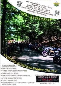 dal 23 al 24 giugno Motoraduno Castelluccio Inferiore(pz)