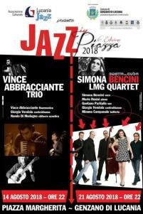 14-21 agosto Jazz in Piazza Genzano di Lucania (pz)