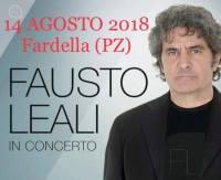 14 agosto Fausto Leali Fardella (pz)