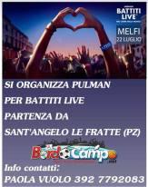 22 Melfi-Battiti Live