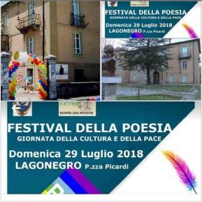 29 luglio Festival della Poesia-Lagonegro (pz)