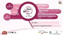 dal 10 al 12 agosto Lucano Folk Festival Borgo in Vita-Muro Lucano (pz)