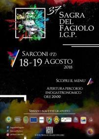 dal 18 al 19 agosto 37-Sagra del Fagiolo Sarconi (pz)