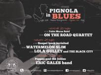 dal 20 al 22 luglio Pignola in Blues-Pignola (pz)
