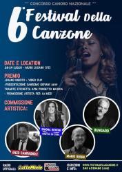 dal 28 al 29 6-Festival della Canzone Muro Lucano (pz)
