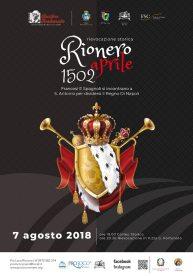 dal 7 agosto Corteo Storico Rionero aprile 1502- Rionero in Vulture (pz)