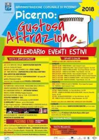 Picerno (pz) Calendario Eventi Estivi 2018