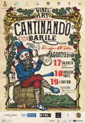17 18 19 agosto Cantinando Barile (pz)