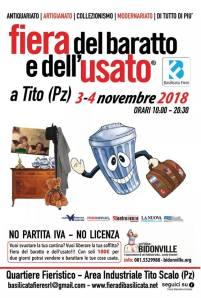 03-04 novembre Tito Scalo (pz)