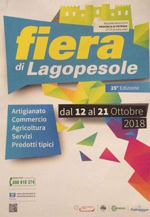 12-21 Settembre Loc. Lagopesole Comune di Avigliano (pz)