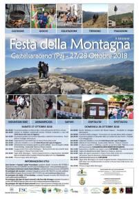 27 28 Ottobre Castelsaraceno (pz)