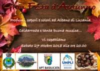 27 Ottobre Albano di Lucania