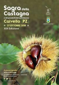 27 Ottobre Calvello (pz)