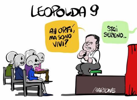 #Leopolda9 #Leopolda #Renzi #PD #Zombie 