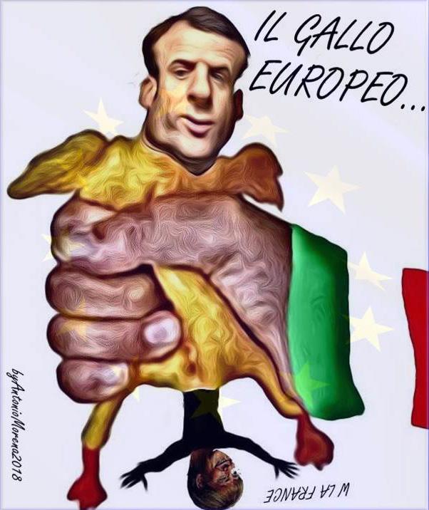 Il Gallo Europeo