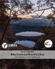 18 Novembre Laghi di Monticchio (pz)
