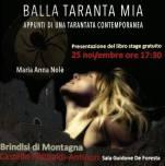 25 Novembre Brindisi di Montagna (pz)