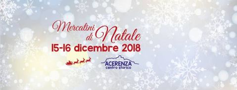 15 Dicembre Acerenza (pz)