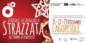21 22 23 Dicembre Lagopesole comune di Avigliano (pz)
