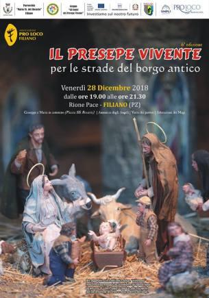 28 Dicembre Filiano (pz)