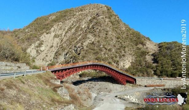 Immagine tratta da repertorio di Onda Lucana®by©Antonio Morena 2018 03 Il Ponte di Ferro Terranova di Pollino 2019