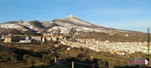Immagine tratta da repertorio di Onda Lucana®by©Antonio Morena 2019 Barile (pz)