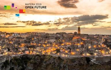 19 gennaio inaugurazione Matera capitale della cultura 2019