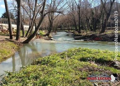 Immagine tratta da repertorio di Onda Lucana®by Prospero Nardozza 2019 Parco fluviale del Basento Potenza.jpg000