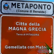 Benvenuti a Metaponto