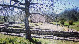 Tempio della dea Mefitis - Vaglio di Basilicata
