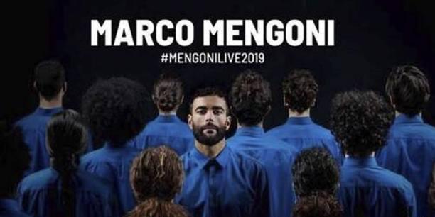 18 Maggio Eboli (sa) PalaSele Concerto Mengoni live
