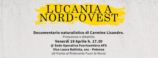 Lucania a Nord-Ovest