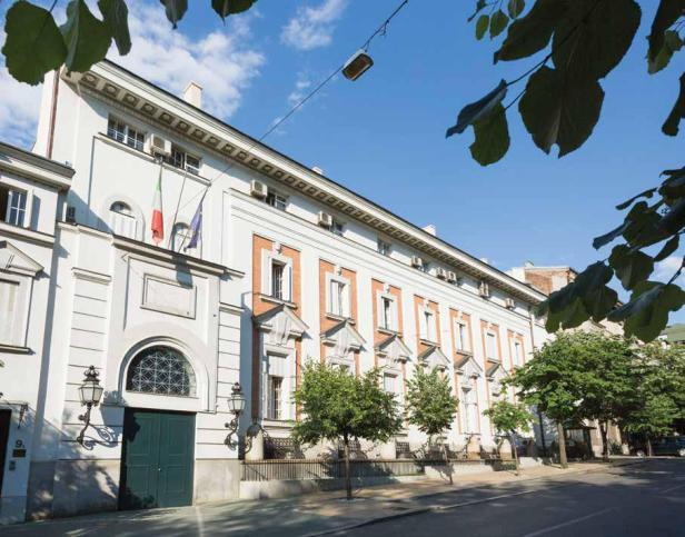 Ambasciata d'Italia a Belgrado.1