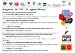 dal 27 Aprile al 19 Maggio Avigliano pz Loc Lagopesole